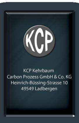 KCP Anthrazit von Kehrbaum Carbon Prozess GmbH & Co. KG