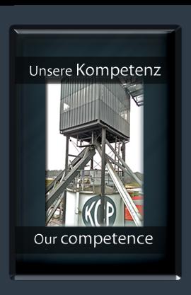 KCP Anthrazit - Siebtechnik Kompetenz