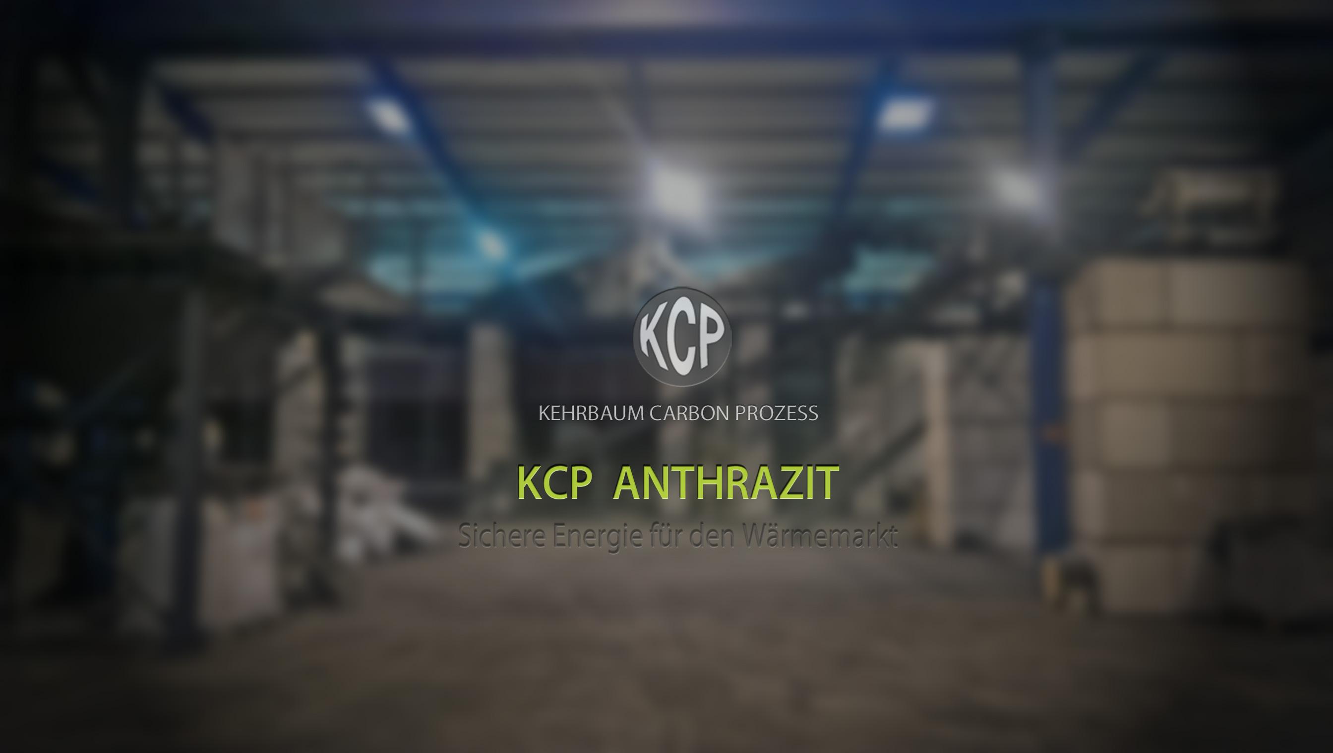 Aufbereitungsanlage von KCP ANTHRAZIT
