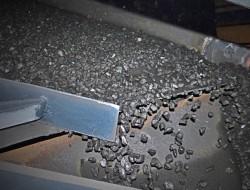 Kehrbaum Carbon Prozess Anthrazitkohleverarbeitung, -absiebung Nuss 5, 8-16mm