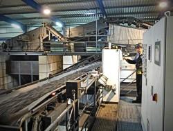 SPS-gesteuerte und fernüberwachte Anthrazitkohle Aufbereitungsanlage von Kehrbaum Carbon Prozess aus Ladbergen