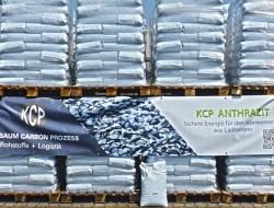 KCP Anthrazit 20kg Anthrazitkohle Nuss 5