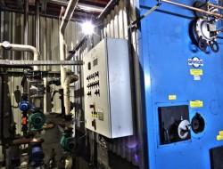 KCP Omnical Kohlenkessel Steuerung