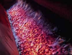 Omnical Kohlenkessel Brennkammer Anthrazit Nuss 5